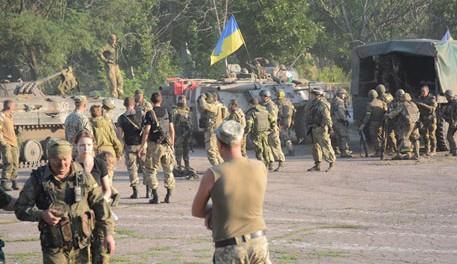 «Правый сектор» несет серьезные потери в Донбассе