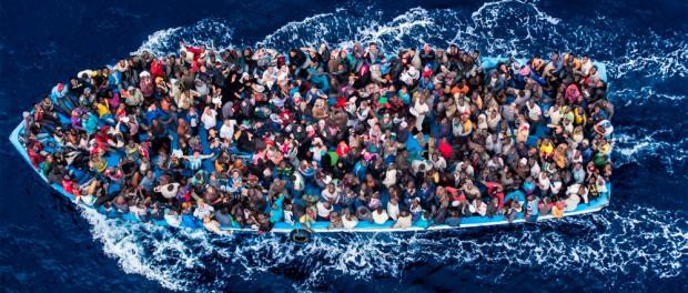 90% мусульманских мигрантов — это молодые  мужчины