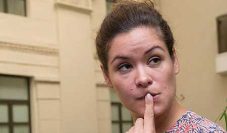 Проститутка Мишико Мария Гайдар не хочет ехать в Россию