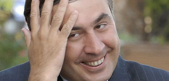 Пьяный Сакаашвили изнасиловал Марию Гайдар