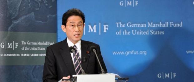 Делегация из Японии едет в Кремль к Путину