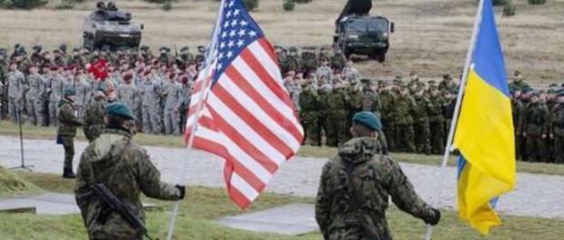 Офицеры США на Украине: если начнем воевать с ополценцами -нам конец!