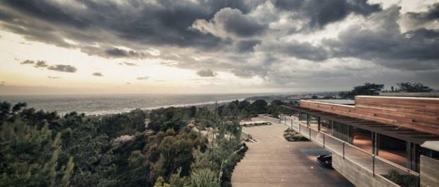 Дом с видом на океан