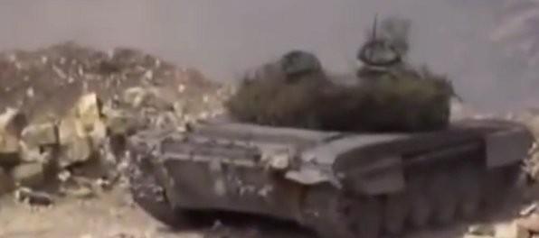 Российские войска начали стремительное наступление в Сирии
