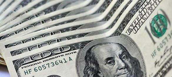 Идет тотальный сброс гособлигации США