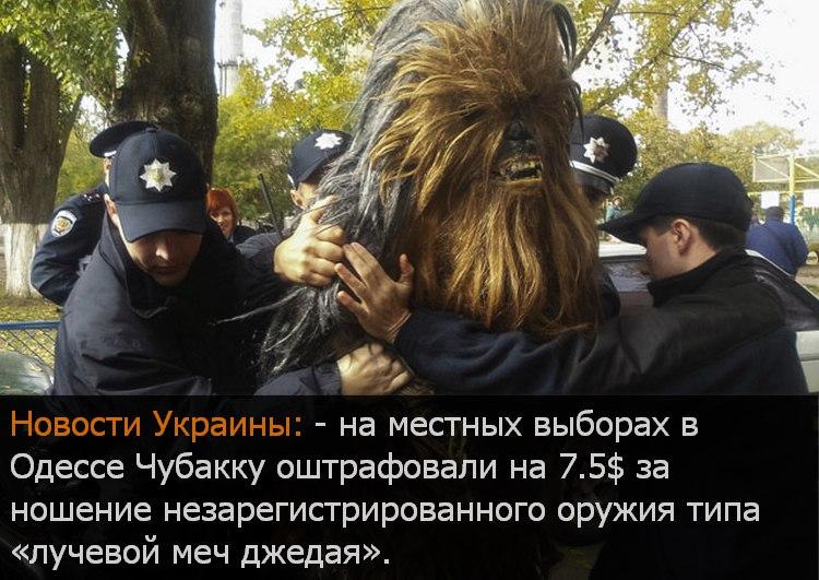 Тем временем на Украине