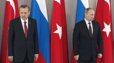 Газовый вентиль для Турции перекрыт