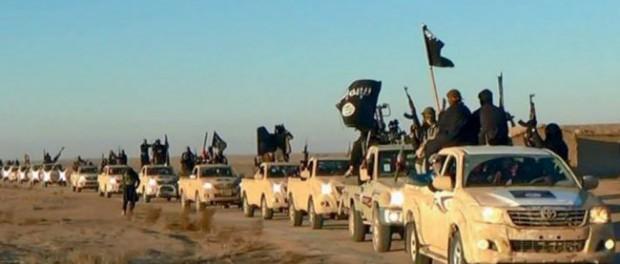Откуда у ИГИЛ тысячи новых автомобилей Toyota