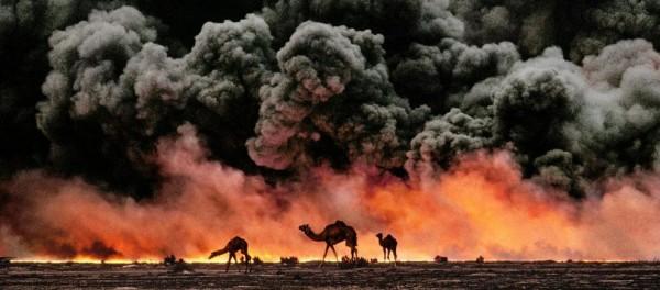 Боевики «Исламского государства» подожгли нефтяные скважины в Киркуке