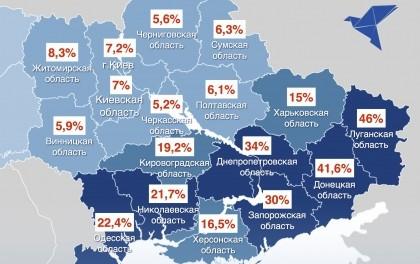 Украинская оппозиция объявила о победе на востоке страны