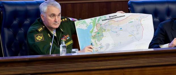 Русская разведка в Сирии опустила американскую разведку