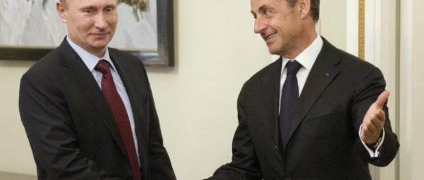 Встреча Саркози с Путиным заставит Запад «скрежетать зубами»