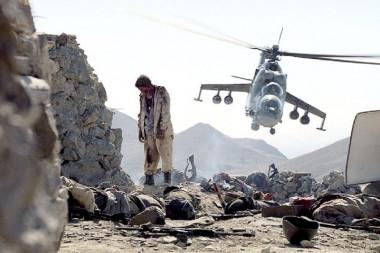 Афганистан просит военной помощи у России
