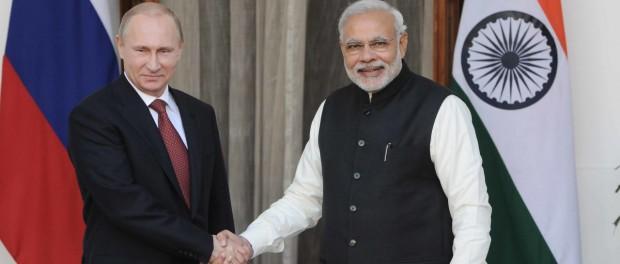 Россия и Индия близки к заключению сделки века