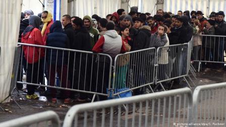 Германия отменила пособия для беженцев