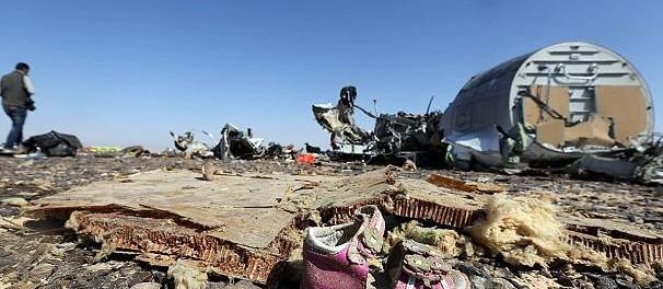 Причины падения A-321 указывают на теракт