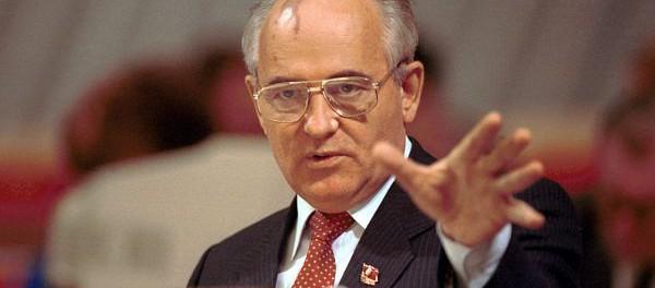 США могло спасти только чудо. И чудо явилось в образе Горбачева
