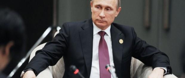 Путин: наш самолет сбили пособники террористов — Турция