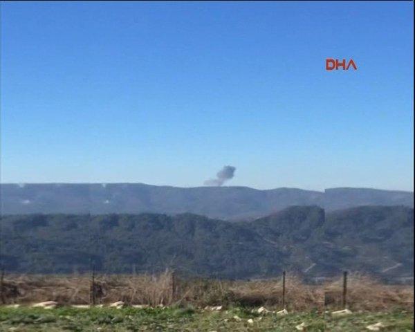 Турецкие ВВС сбили российский СУ-24