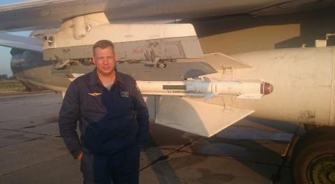 Один из погибших пилотов Су-24 летчик из Челябинска
