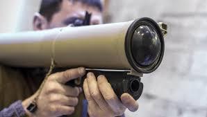 Российский огнемет в Сирии «Шмель» доводит НАТО до истерики
