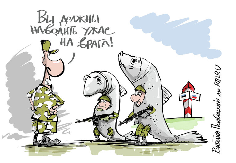 Литва ударит по ИГИЛ шпротами