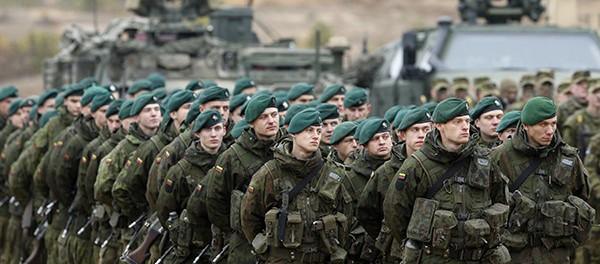 Литва посылает солдат на Украину