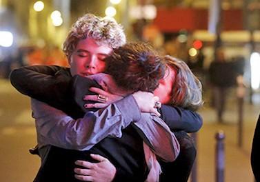 Зачем США совершили теракт в Париже
