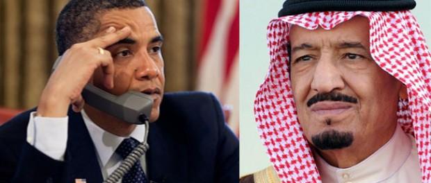 Саудовский король предъявил Обаме ультиматум