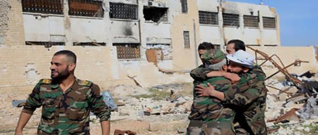 Сегодня решается судьба в Сирии в стратегическом сражении