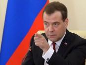 Медведев анонсировал ответные экономические меры России.