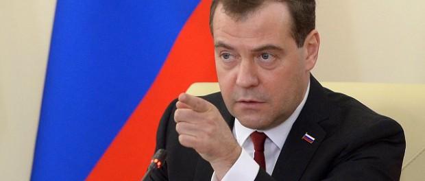 Москва вводит санкции против Киева