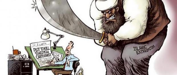 После терактов в Париже автор карикатуры «Шарли» закрыл свои соцсети
