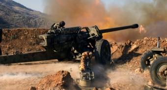 Тысячи боевиков убиты сирийской армией у границы с Турцией