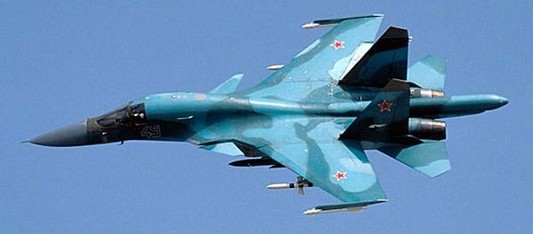 За Су-34 выстроилась очередь покупателей