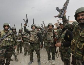 Почему США, ЕС, Ближный Восток хотят убить Асада