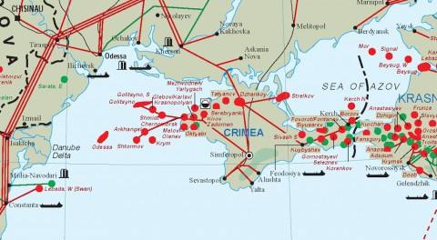 В Крыму оказалось много нефти и газа