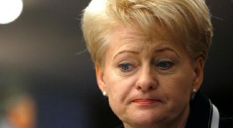 Литва снова переходит на российский газ