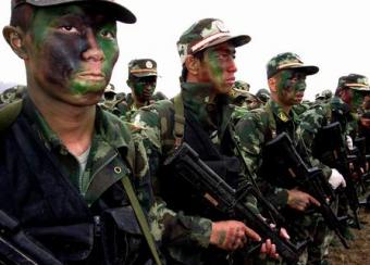 Китай направляет 5000 бойцов спецназа в Сирию