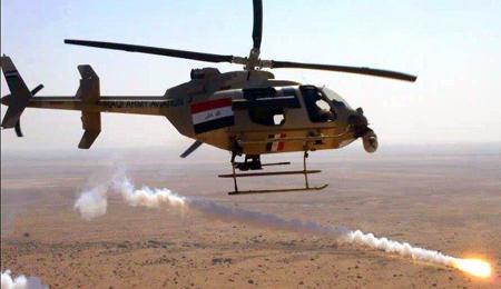 В Ираке уничтожили 15 химиков ДАИШ из Франции