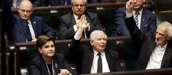 В Польше начались разборки с Вашингтоном
