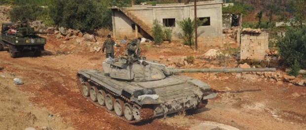 Сирийская армия близка к победе, осталось 20 км до турецкой границы