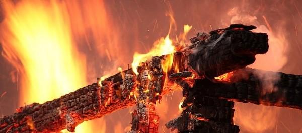 Возле Сургута в бане заживо сгорело 8 подросков