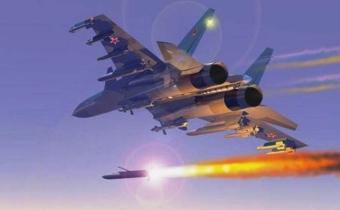 Россия начала бомбить за пределами Сирии