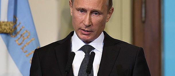 Речь В.В. Путина в Лас-Вегасе 31 декабря 2052 года