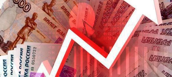 Рубль пошел вверх