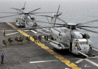 Турция сбила 2 американских вертолета