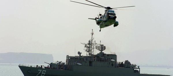 Иран вовсе не собирается отпускать 2 корабля ВМС США