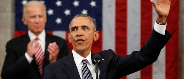 «Кормите сами своего клиента!» Обама назвал Украину «клиентом России»