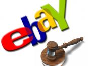 аукционе EBAY